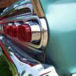 """Classic Car Tail Lights"" by PurpleSkyPhoto"