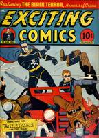 Exciting Comics#15
