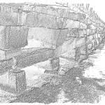 """""""Bailey Island Bridge Sketch"""" by DiamondCrochetCrafts"""
