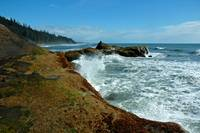 Washington Coast at Kalaloch 05/2005