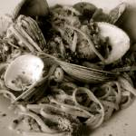 """""""Linguine with Clam Sauce"""" by robvena"""