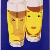 """Poster advertising German Beer"" by The Fine Art Masters"