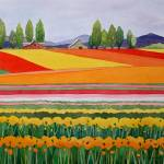 """Skagit Valley tulips"" by studiobythesound"