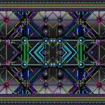 """20110228-Rods-and-Dots-X4-v4"" by quasihedron"