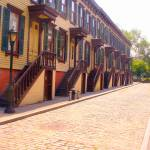 """SYLVAN TERRACE ROW HOUSES"" by homegear"