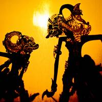 Balinese Shadow play