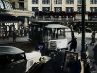 Powell Street Turnaround by WorldWide Archive