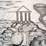 """""""A Sure Foundation"""" by dmannsart"""