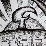 """""""Doodle #1"""" by dmannsart"""