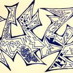 """""""Doodle#5"""" by dmannsart"""