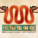 """Chan-Chan Sky Snake"" by CovingtonArt"