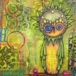 """""""Motley Me Owl"""" by motleymonkey"""