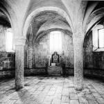 """B&W Crypt San Panfilo"" by Historicus"