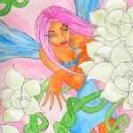 """Jazmine faerie"" by sofianime"
