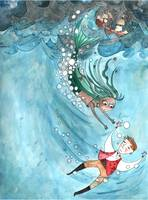 The Little mermaid saves the day!