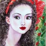 """""""Mona - Italy"""" by ArtlbyYelena"""
