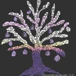"""Quran Tree"" by huda-art"