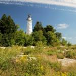 """Cana Island Lighthouse"" by BLPhoto"