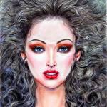 """""""Diana - Argentina"""" by ArtlbyYelena"""