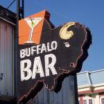 """Buffalo Bar Neon Sign"" by cr8tivguy"