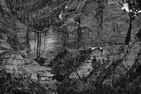 Rock scenery - Zion Kolob Canyon ll