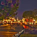 """Disneyland - Main Street USA HDR"" by yakk0dotorg"