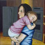 """Mother & Child"" by NnSsArt"