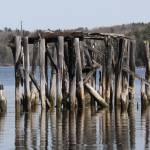"""Abandoned Pier"" by dcotnoir"