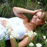 """In the flowers"" by mlidikay"