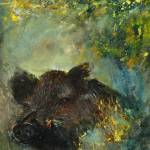 """wild boar"" by pol"