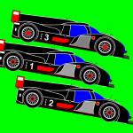 """To Audi R18s Le Mans 2011 was Downhill"" by Lonvig"