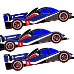 """To Peugeot 908s Le Mans 2011 was Uphill"" by Lonvig"