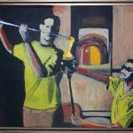 """The Glass Blowers"" by Pamla"