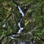 """Dark Hollow Falls (Lower)"" by BLPhoto"
