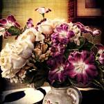 """Purple Floral Arrangement"" by jbjoani2"