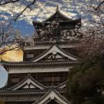 """Hiroshima Castle"" by kinte"