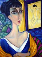Akhmatova and Modigliani