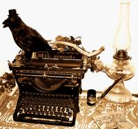 Nevermore Typewritten