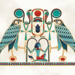 """Pectoral of Princess Sit-Hathor-Unet"" by CovingtonArt"