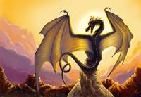 Perching Dragon