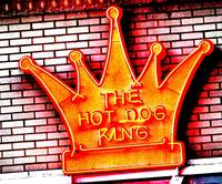 THE HOT DOG KING