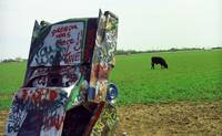 Route 66 - Cadillac Ranch