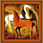 """""""Stallion's"""" by pieraveinsomniac"""