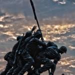 """Marine Core Memorial"" by BLPhoto"