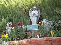 Angel at Chapel Sedona