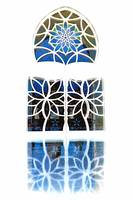 Mosque Foyer Window 1 white