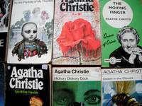 Agatha Christie Paperbacks
