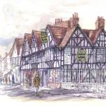 """Weavers House Canterbury"" by phils-art"