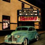 """Hayton Theater"" by carriewallerart"