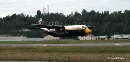 Fat Albert, Blue Angels